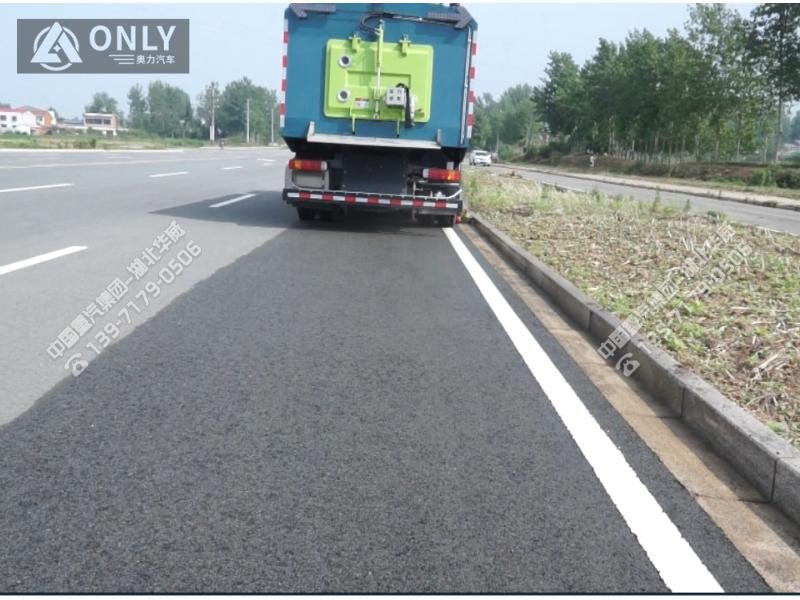 新型道路污染清除车 现车直销