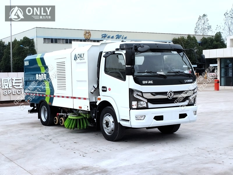 东风凯普特洗扫车(9.1立方/国六)